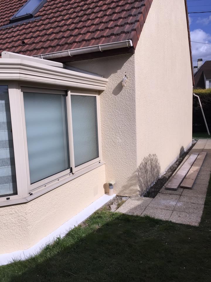 peinture exterieur facade